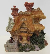 """Boyds Bearly Built Village """"Bailey'S Cozy Cottage"""" #19002"""