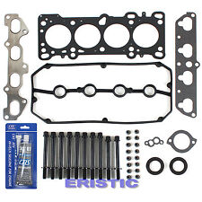 Fits: 2001-02 Kia Rio 1.5L A5D Cylinder HEAD GASKET SET + BOLTS KIT + Silicone