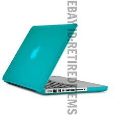 """Speck SmartShell MacBook Pro 15"""" Retina Display CALYPSO GREEN / BLUE Case Cover"""