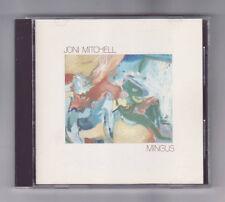 (CD) JONI MITCHELL - Mingus / Japan Import / 32XD-954