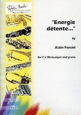 Energie détente - Trompette si bémol (Bb) ut (C) et piano - Cycle 3