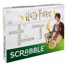 Scrabble Harry Potter Edition Board Game NEW