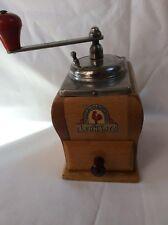 Kaffeemühle alt, antik, Lehnartz um 1955, coffee grinder, moulin a cafe