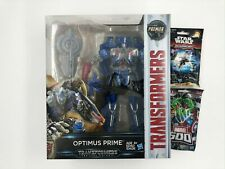 Transformers OptimusPrime with 2 Gift Pack Premier Edition Leader Class Figure