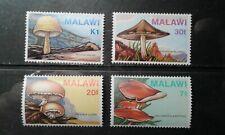 Malawi #458-61 MNH mushrooms e1912.5639