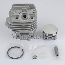 44mm Cylinder & Piston Rebuild Kit Ring Circlip Fit STIHL 026 MS260 Chain saw