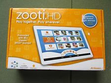 Zooti.HD Tablet with 85+ Classic Sega games ZT 701 BRAND NEW OPEN BOXED