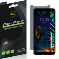 2X Dmax Armor Privacy Anti-Spy Screen Protector for LG K40