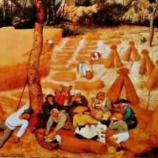 The Harvesters Pieter Breugel the Elder Printed in Germany Large  Postcard