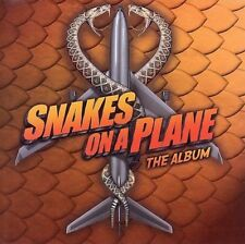 Snakes on a Plane: The Album/Soundtrack by Various Artists (CD)