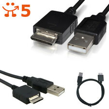 USB Charging Data Sync Cable Cord for Sony Walkman NWZ-E473 E474 MP3 MP4 AU