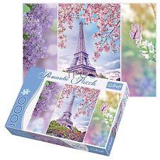 Trefl 1000 Pièce romantique Paris Printemps Adulte Grand Tour Eiffel Jigsaw Puzzle