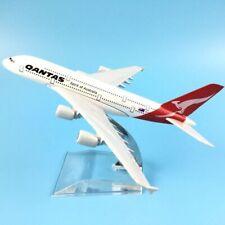 Modellino metallo pressofuso 1:400 Airbus A380 QANTAS australia aereo collezione