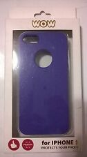 WOW Purple iPhone 5 Case