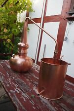 """CopperGarden®"" Whisky Destille ""lifetime Supreme"" ❁ 10 Liter ❁ mit Thermometer"