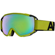 anon Kreislauf Sonar grün Snowboard/skibrille L gelb