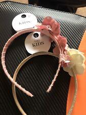 M&s Kids Hair Bands Bnwt
