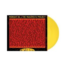 MIDNIGHT OIL THE MAKARRATA PROJECT Vinyl Lp Record NEW Sealed