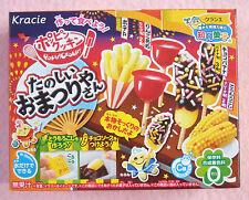 Kracie Tanoshii Omaturi-yasan Street Stalls New Japanese Candy Kit