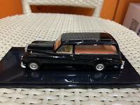 1/43 Scale Resin Model Car - Rolls-Royce Phantom V Hearse 1963 Black