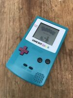 Nintendo GameBoy Color - Refurbished Colour Game Boy Handheld GBC Teal White