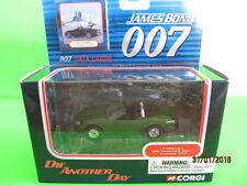 CORGI TY95401 JAGUAR XKR - DIE ANOTHER DAY JAMES BOND 007