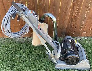 American Sanders EZ-8 HDTR Drum Sander Clean!!!