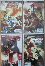 The Mighty Avengers #25 #26 #27 #28 Marvel 2009 VF/NM