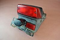 1983 83 HONDA NIGHTHAWK CB550 CB 550 FENDER, REAR light plate