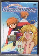 dvd MERMAID MELODY Principesse sirene HOBBY & WORK numero 11