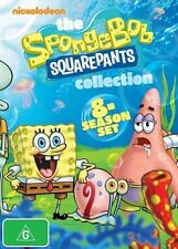 Spongebob Squarepants 8 Season Collection DVD Region 4