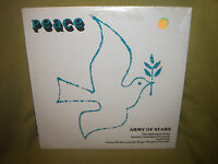 Peace feat. Orson Welles and The Roger Wagner Chorale BRAND NEW LP