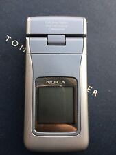 Nokia N90 Light Blue (unlocked) mobile phone RARE