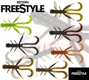 FreeStyle Spro Fishing Lures Soft Plastic Urban Prey HOG 5,5cm 7cm All Colours