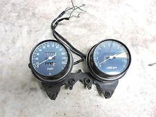 77 Honda CB550 CB 550 F Super Sport gauges speedometer tachometer meters dash