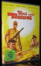 DVD TAXI NACH TOBRUK - LINO VENTURA + HARDY KRÜGER + CHARLES AZNAVOUR ** NEU **