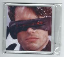 X-Men X2 Movie James Marsden Cyclops Drink Coaster Good Condition