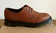 DR. MARTENS IMMANUEL TAN BRUN CLAIR INUCK   LEATHER  SHOES SIZE UK 3