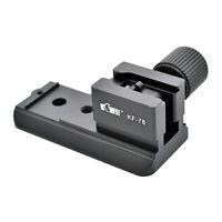 Aluminum Quick Release Lens Plate for Tripod Collar Nikon 70-200mm f/2.8 VR / Ar