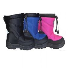 XTM Puddle Kids Winter Warm Apres Snow Boots Childrens Euro Size 21-30