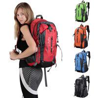 Backpack 30L Waterproof Rucksack Hiking Camping Trekking Bag Men Women 4 Color