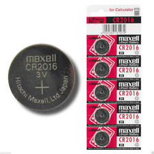 10 NEW LITHIUM BATTERY CR2016 COIN CELL HIGH QUALITY CELL BATTERY EXP 2024 CE AP