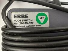 Erbe 20189-027 ICC 200 Foot Switch