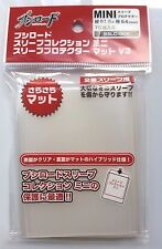 Bushiroad Mini Oversleeve MATTE Small Character Card Over Sleeve Protector Guard
