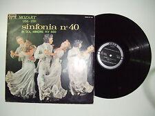 Mozart - Sinfonia N°40 In Sol Minore KV 550-Disco Vinile 33 Giri LP ITALIA 1972