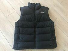 The North Face 700 Fill  Down Black Vest Men's Size ''XL''