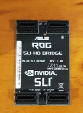 ASUS ROG SLI HB Bridge ( 6cm 1 slot spacing ) nVidia GTX 1070 1080 Titan X OEM