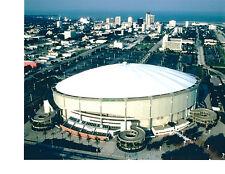 TROPICANA FIELD FLORIDA TAMPA BAY RAYS 8X10 PHOTO BASEBALL USA