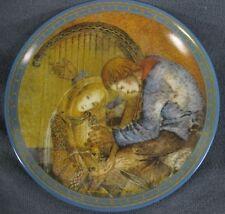 The Music Sulamith's Love Song Collector Plate Konigszelt Bayern Sulamith Wulfin