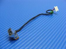 "HP Stream 13-c120nr 13.3"" Genuine Laptop DC In Power Jack with Cable 754734-FD1"